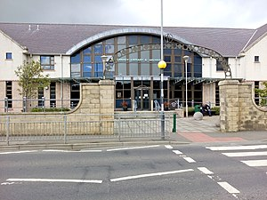 Kirkwall - Orkney Library and Archive, Kirkwall
