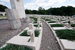 Cemetery of the Defenders of Lwów - Cemetery of the defenders of Lwów in 2011