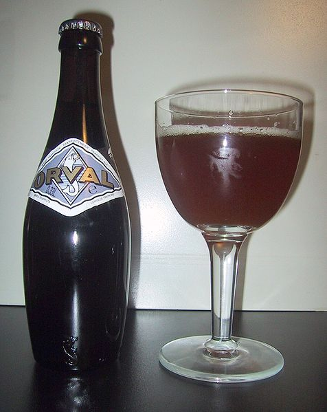 Datei:Orval beer and glass.jpg