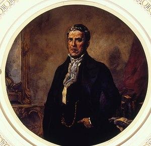 Joaquim Gonçalves Ledo - Painting by Oscar Pereira da Silva