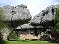 Osos Polares de Piedra ( Ciudad Encantada ) - panoramio.jpg