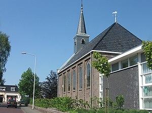 Oudehaske - Oudehaske church
