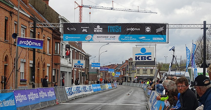 Oudenaarde - Ronde van Vlaanderen Beloften, 11 april 2015 (C53).JPG