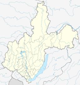 Situo enkadre de Irkutska provinco