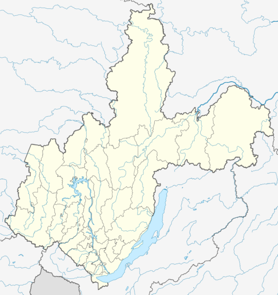 Файл:Outline Map of Irkutsk Oblast.png