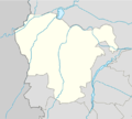 Outline map of Khasavyurtovsky District (with position on the map of Dagestan).png