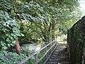 Outside the Walls of Ty Glyn Walled Garden - geograph.org.uk - 628656.jpg