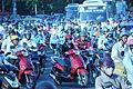 Overpopulation in Hồ Chí Minh City, Vietnam.JPG