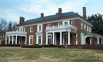 Oxon Hill Manor - Oxon Hill Manor, December 2010