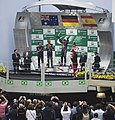 Pódio GP Interlagos 2013.jpg