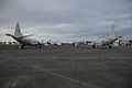 P-3s from VP-26 prepare for search and rescue after Typhoon Haiyan. (10825024493).jpg