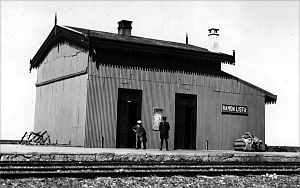 Puerto Deseado Railway - Ramón Lista, 1934.