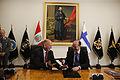 PERU Y FINLANDIA SUSCRIBIERON MEMORANDUM DE ENTENDIMIENTO SOBRE COOPERACIÓN CIENTÍFICA Y TECNOLÓGICA EN DEFENSA (23329275036).jpg