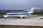PH-DNL DC9 KLM BHX 14-04-87 (41442349130).jpg