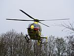 PH-MAA ANWB Medical Air Assistance Eurocopter EC135 at Hoofddorp pic12.JPG