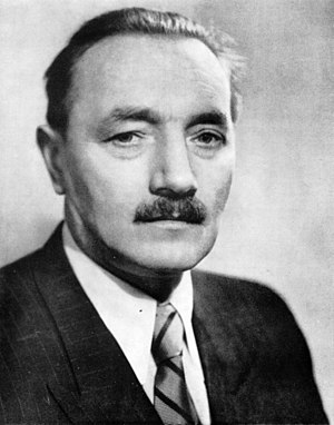 State National Council - Bolesław Bierut, a Stalinist and Gomułka's rival, chaired the formal legislative body