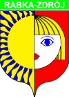 Coat of arms of Rabka-Zdrój