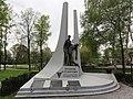 POL Strumień Pomnik w parku.JPG