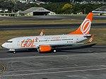 PR-VBZ GOL Transportes Aéreos Boeing 737-73A(WL) - cn 28500 414 (25167225389).jpg