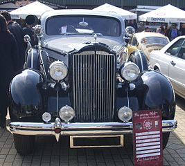 File:Packard 120 C Limousine 1937 Front JPG - Wikimedia Commons
