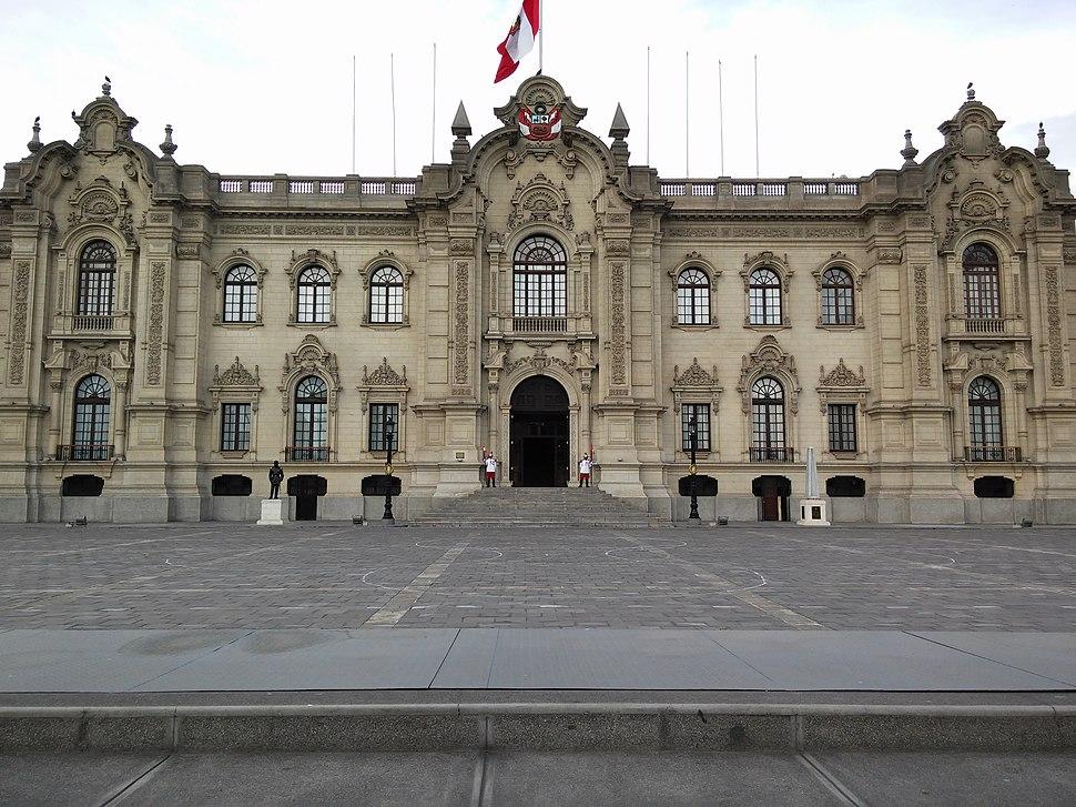 Palacio de Gobierno del Perú - Ciudad de Lima