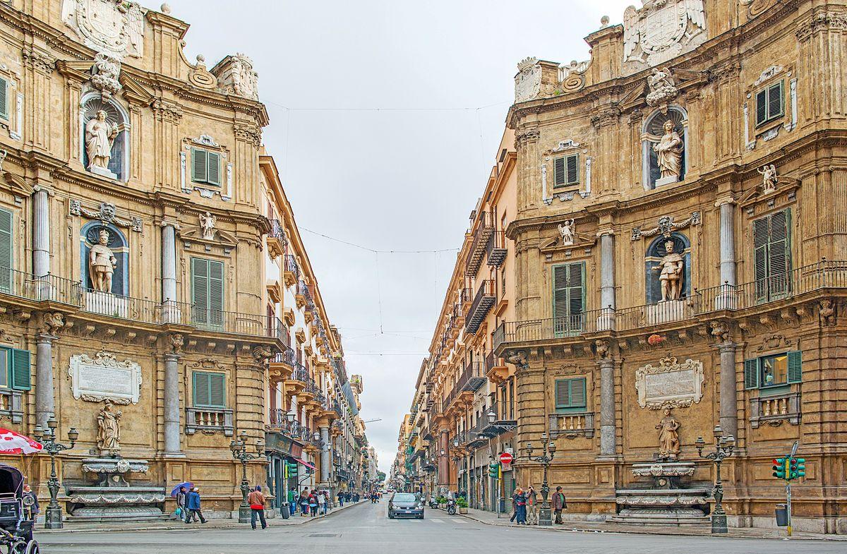 Quattro Canti (Palermo)