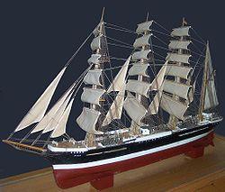 Laiva Pienoismalli