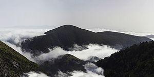 Vourinos - Image: Panoramic Mpourinos