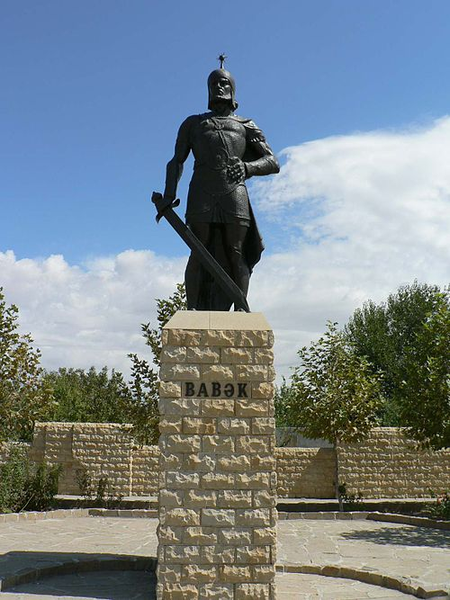 Babak Khorramdin was the leader of the Khurramīyah movement. A devout Zoroastrian, he led the Persian freedom movement against oppressive Arab rule. Papak Xorramdin.jpg