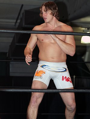 WWN Championship - Matt Riddle, the inaugural WWN Champion