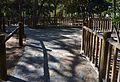 Parc reina Sofia de Guardamar del Segura, camí i baranes.JPG
