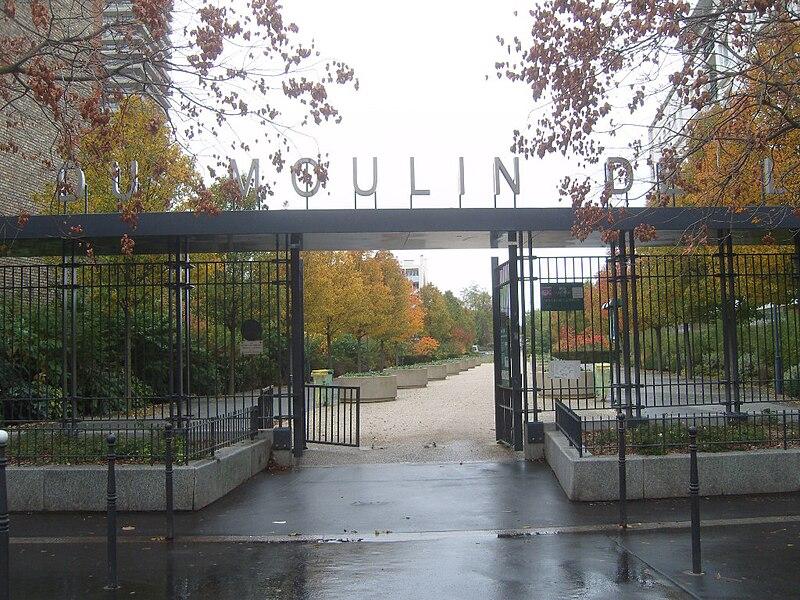 Fichier:Paris 13e - jardin du Moulin-de-la-Pointe - entrée avenue d'Italie.JPG