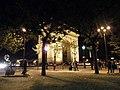 Paris arr8 Triumphbogen NW Abend 0894 201310.jpg