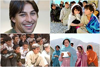Ethnic groups in Afghanistan - Pashtuns of Afghanistan