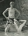 Pat Ast, Dennis Christopher, and Shelley Duvall (1975).jpg