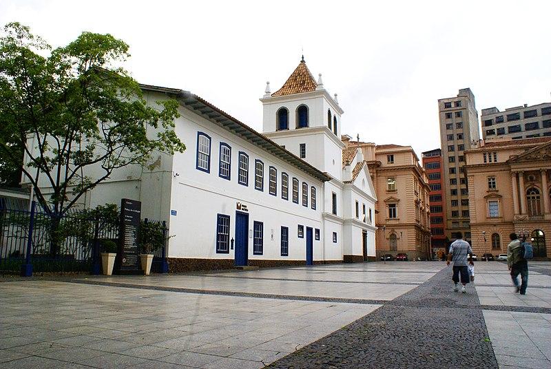Lugares bonitos para visitar em São Paulo