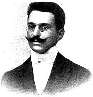 Patrice Contamine de Latour - De Latour, from La presse française au vingtième siècle, in 1901