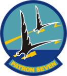Patrol Squadron 7 (US Navy) insignia 1963.png