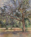 Paul Cézanne - Trees and Road (Arbres et route) - BF940 - Barnes Foundation.jpg