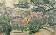 Paul Cezanne - Morning View of L'Estaque Against the Sunlight - Google Art Project.jpg
