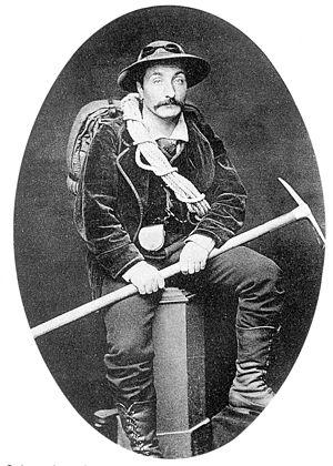 Pic de Neige Cordier - Paul Guillemin