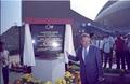Paul Jozef Crutzen with Inaugural Stone - Convention Centre Inaugural Ceremony - Science City - Calcutta 1996-12-21 039.tif