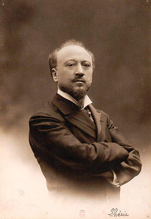 Paul Lhérie - Paul Lhérie in 1890