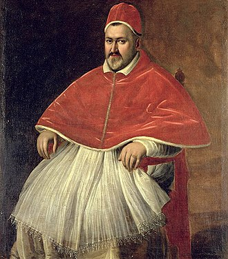 Galileo affair - Pope Paul V (1552–1621), who ordered that the inquisitorial commission's 1616 judgement be delivered to Galileo by Cardinal Bellarmine