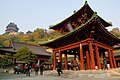 Pavillon for the stone stele at Nanjing Tianfei Palace.jpg