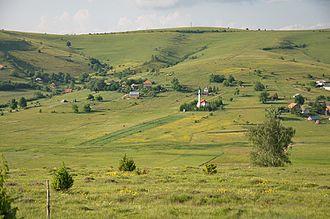 Kelmendi (tribe) - Pešter plateau