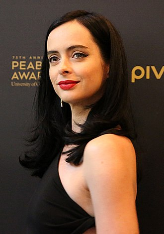 Krysten Ritter - Ritter at a Peabody Awards event in May 2016