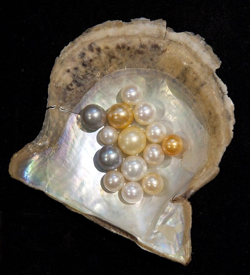 De jolies perles