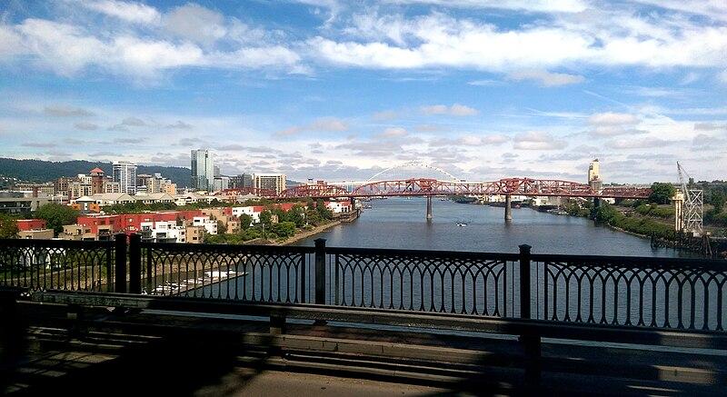 File:Pearl District and Broadway Bridge.jpg