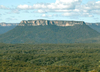 A view from Pearson's Lookout over the Wollemi National Park